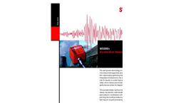 Syscom - MS2002+ - Acceleration Sensor Brochure