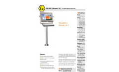 POLARIS II - 19.1 - Remote For ATEX Zone 2 And 21/22 Data Sheet