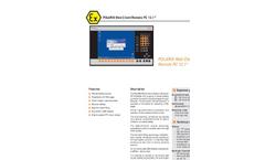 POLARIS - 12.1 - Web Client/Remote PC Data Sheet