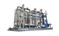 SDS Go-Filter - Mobile Water Filtration Unit
