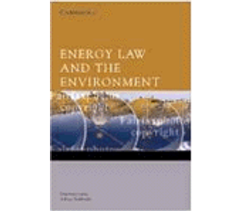 Energy Law and the Environment
