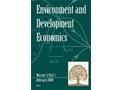 Environment and Development Economics