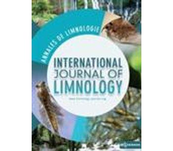 Annales de Limnologie - International Journal of Limnology