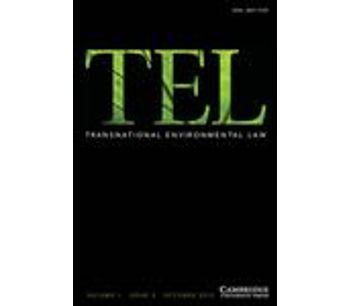 Transnational Environmental Law