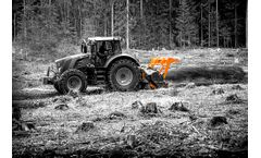 New Forestry Mulcher TFT
