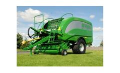 Fusion - Model 3 - Integrated Baler Wrappers