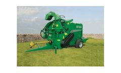 McHale - Model C460  - Straw Blower and Bale Feeder
