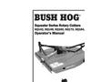 Bush Hog - Model BH10 - Single-Spindle Rotary Cutters- Brochure