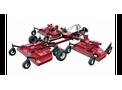 Bush Hog - Model TD1100, TD1500 & TD1700 - Tri-Deck Finishing Mowers