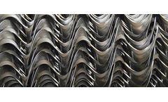Tecnofer - Continuous Spirals