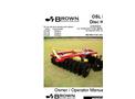 OSL-900-2422 Offset Farm & Ranch Disc Harrow- Brochure