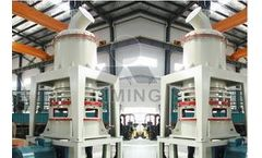 Liming - Model HGM - Micro Powder Mill