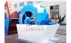 Liming - Model XSD Series - Sand Washing Machine