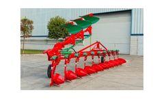 Model Mini - Shallow Plough