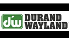 Durand-Wayland - Model AF500G Series - Trailer Mounted Engine Drive 500 Gallon