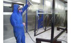 Powder Coating and Liquid Coating Services
