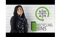 5 Tips for Ordering your Recycling Bins | Never Waste A Moment | #NWAM Epsiode 16 Video