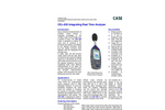 Casella-CEL - CEL-620 Series - Noise Meters and Kits - Datasheet