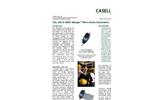 dBadge - CEL-350 - Micro Noise Dosimeter - Datasheet