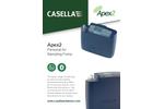 Casella - Model Apex2IS - Standard Personal Sampling Pump Brochure