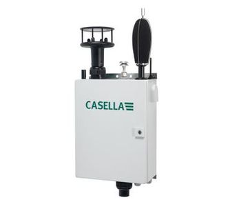 Guardian - Model 2 - Particulate & Noise Site Boundary Monitor