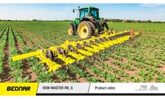 ROW-MASTER RN_S Inter-Row Cultivation