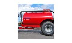 Livakka - Light 1-Axle Slurry Wagon