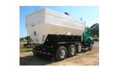 Diversified - Soil Stabilization Cement Spreaders