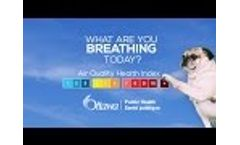 What is the Air Quality Health Index (AQHI)? - Video