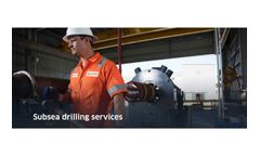 Subsea Drilling Services