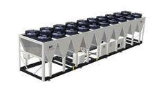 ICS - Air Cooled High Speed Centrifugal Compressor Chiller