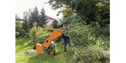 Wood Chopper For Compost Preparation