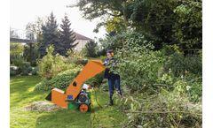 Profihaecksler - Wood Chopper For Compost Preparation