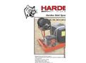 50 Gallon Skid Sprayer Brochure