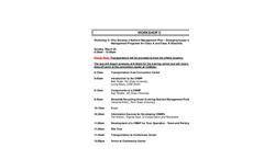 Workshop C Agenda