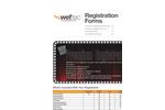 WEFTEC 2011 Registration Form