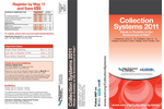Collections Systems 2011 - Conference Brochure