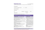 WEF/IWA Nutrient Removal and Recovery 2016 Registration Form