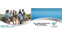 Water Words That Work