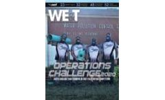 Operations Challenge 2020 featured a diverse group of nearly 100 veterans and newcomers; revamped events and divisions; and a brand-new, online format