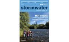 Recognizing stormwater management achievements