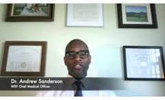 Dr. Andrew Sanderson on WEF Activities for CDC on Wastewater Surveillance - Video