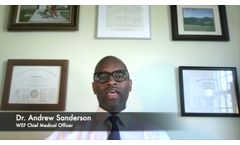Dr. Andrew Sanderson Explains Concept of Wastewater Based Surveillance - Video