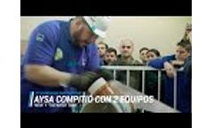 24 Hours of Water: AIDIS Argentina says Bienvenidos from Buenos Aires, Argentina - Video