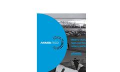 Rotary - Model R600 - Milking Parlors Brochure