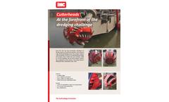 IHC - Cutter Dredger Excavation Equipment Brochure