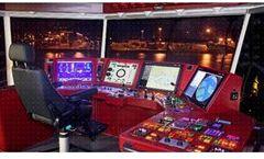 IHC - Model (TSHD) - Dredging Control System (DCS)