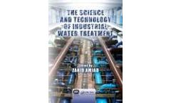 Science and Technology of Industrial Water Treatment