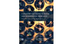 Chemistry of Ozone in Water and Wastewater Treatment