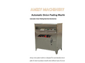 Automatic Onion Peeler Machine Commercial Use